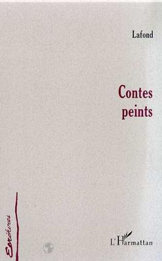 Couverture CONTES PEINTS