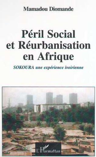 Couverture PÉRIL SOCIAL ET RÉURBANISATION EN AFRIQUE
