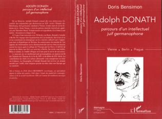 Couverture ADOLPH DONATH