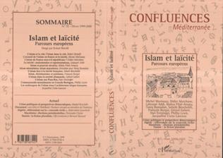 Couverture Islam et laïcité