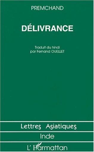 Couverture DELIVRANCE