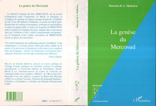 Couverture LA GENESE DU MERCOSUD