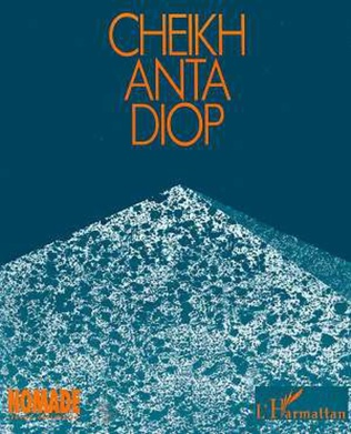 Couverture CHEIKH ANTA DIOP