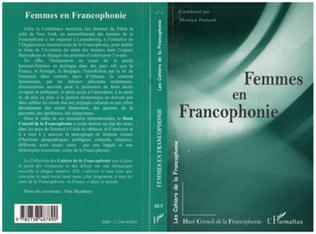 Couverture FEMMES EN FRANCOPHONIE