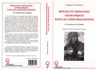 Couverture RITUELS ET CROYANCES CHAMANIQUES DANS LES ANDES BOLIVIENNES