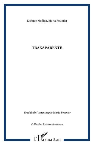 Couverture TRANSPARENTE