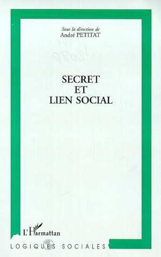 Couverture Secret et lien social