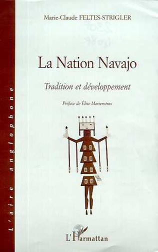 Couverture NATION NAVAJO