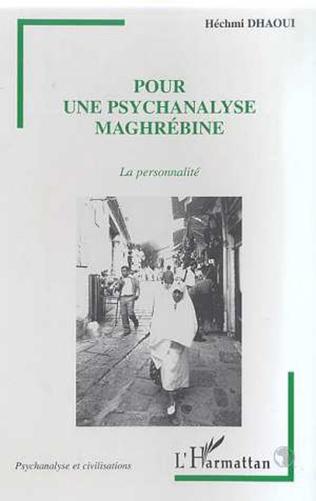 Couverture POUR UNE PSYCHANALYSE MAGHREBINE