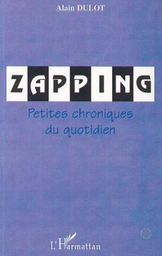 Couverture ZAPPING