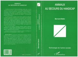 Couverture ANIMAUX AU SECOURS DU HANDICAP