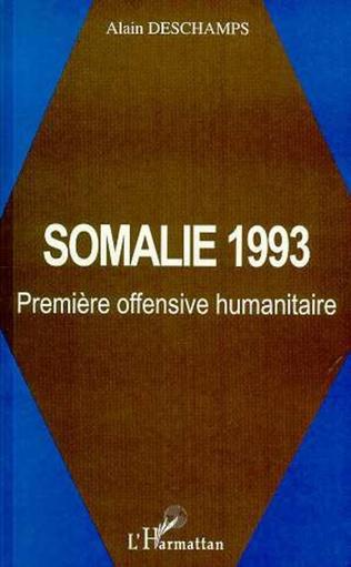 Couverture SOMALIE 1993