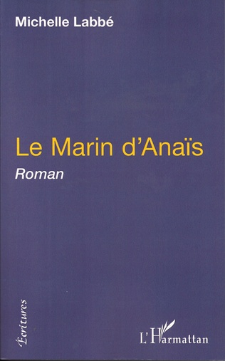 Couverture Le Marin d'Anaïs