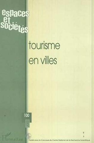 Couverture TOURISME EN VILLES