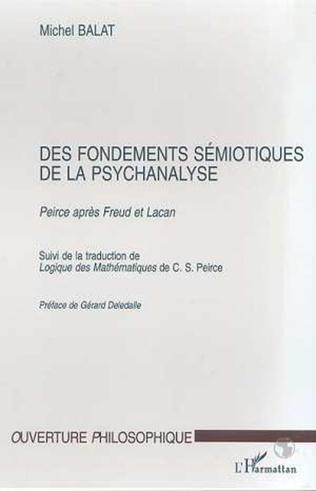 Couverture FONDEMENTS (DES) SEMIOTIQUES DE LA PSYCHANALYSE