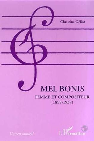 Couverture MEL BONIS