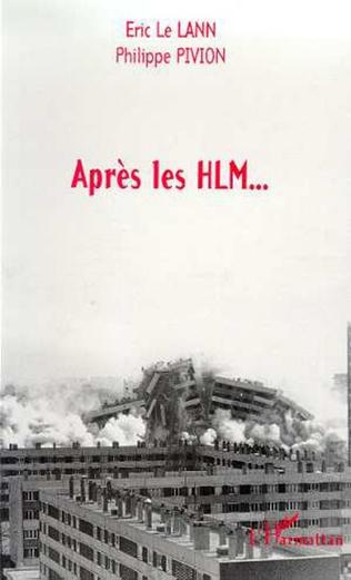 Couverture APRES LES HLM