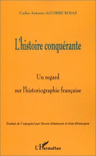 Couverture L'HISTOIRE CONQUERANTE