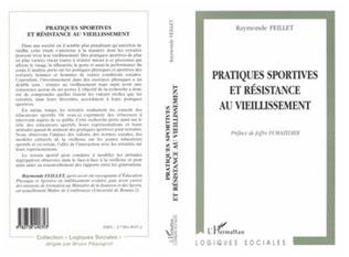 Couverture PRATIQUES SPORTIVES ET RESISTANCE AU VIEILLISSEMENT