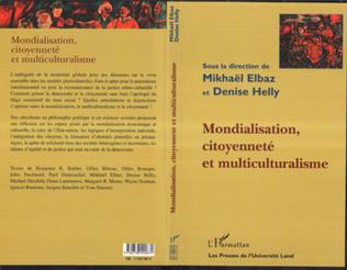 Couverture MONDIALISATION CITOYENNETE ET MULTICULTURALISME