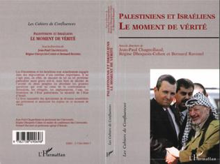Couverture Palestiniens et Israéliens