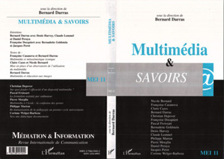 Couverture MULTIMEDIA ET MUSEES