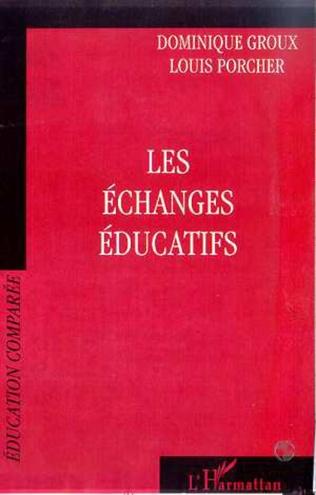Couverture LES ECHANGES EDUCATIFS