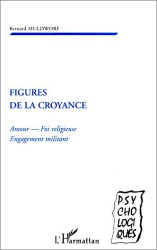 Couverture FIGURES DE LA CROYANCE