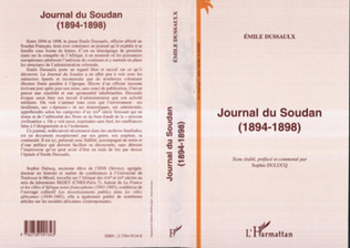 Couverture JOURNAL DU SOUDAN (1894-1898)