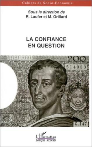 Couverture LA CONFIANCE EN QUESTION
