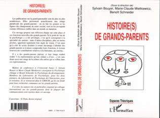 Couverture HISTOIRE(S) DE GRANDS-PARENTS