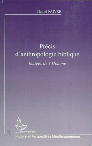 Couverture PRECIS D'ANTHROPOLOGIE BIBLIQUE