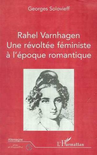 Couverture RAHEL VARHAGEN
