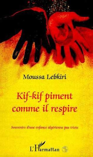 Couverture KIF-KIF PIMENT COMME IL RESPIRE
