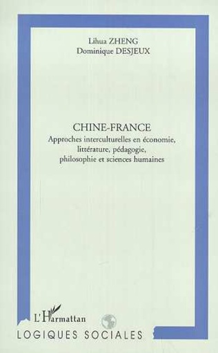 Couverture CHINE-FRANCE