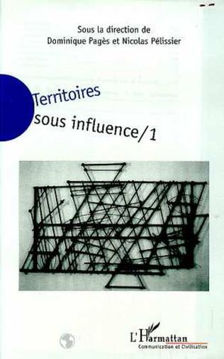 Couverture TERRITOIRES SOUS INFLUENCE