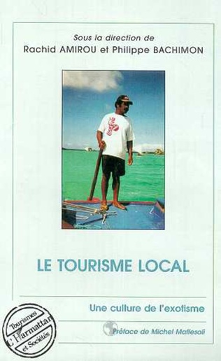 Couverture LE TOURISME LOCAL