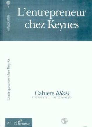 Couverture L'ENTREPRENEUR CHEZ KEYNES