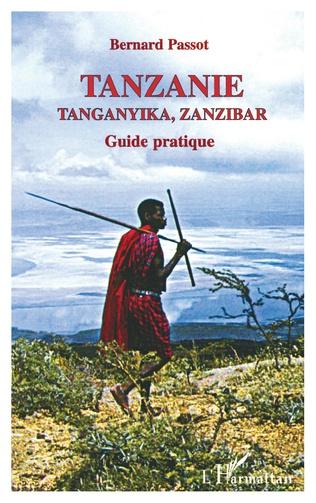 Couverture Tanzanie, Tanganyika, Zanzibar