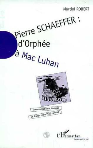 Couverture Pierre Schaefffer