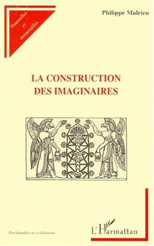 Couverture LA CONSTRUCTION DES IMAGINAIRES