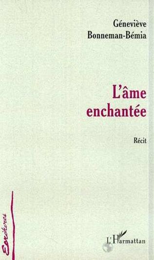 Couverture L'AME ENCHANTEE
