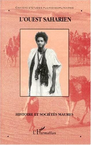 Couverture HISTOIRE ET SOCIETES MAURES