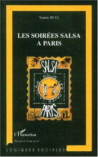 Couverture LES SOIREES SALSA à PARIS