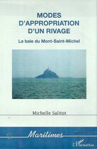 Couverture MODE D'APPROPRIATION D'UN RIVAGE