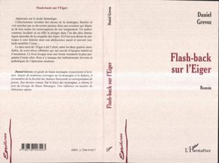 Couverture FLASH-BACK SUR L'EIGER