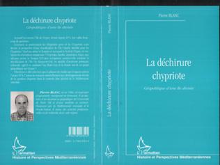 Couverture LA DÉCHIRURE CHYPRIOTE