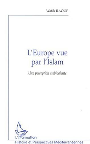 Couverture L'EUROPE VUE PAR L'ISLAM