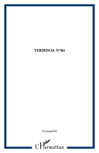 Couverture TERMINAL N°82