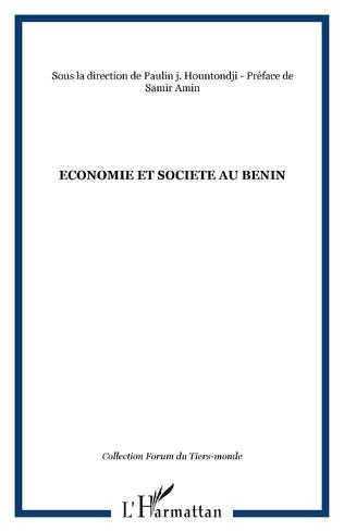 Couverture ECONOMIE ET SOCIETE AU BENIN